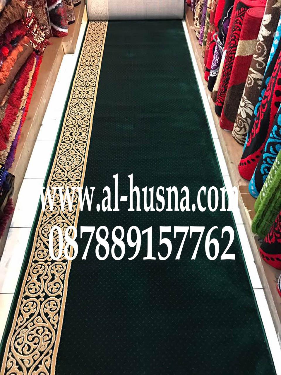 karpet masjid Platinum Mosque tanpa nama