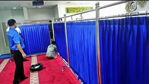 Jual Pembatas Masjid Depok
