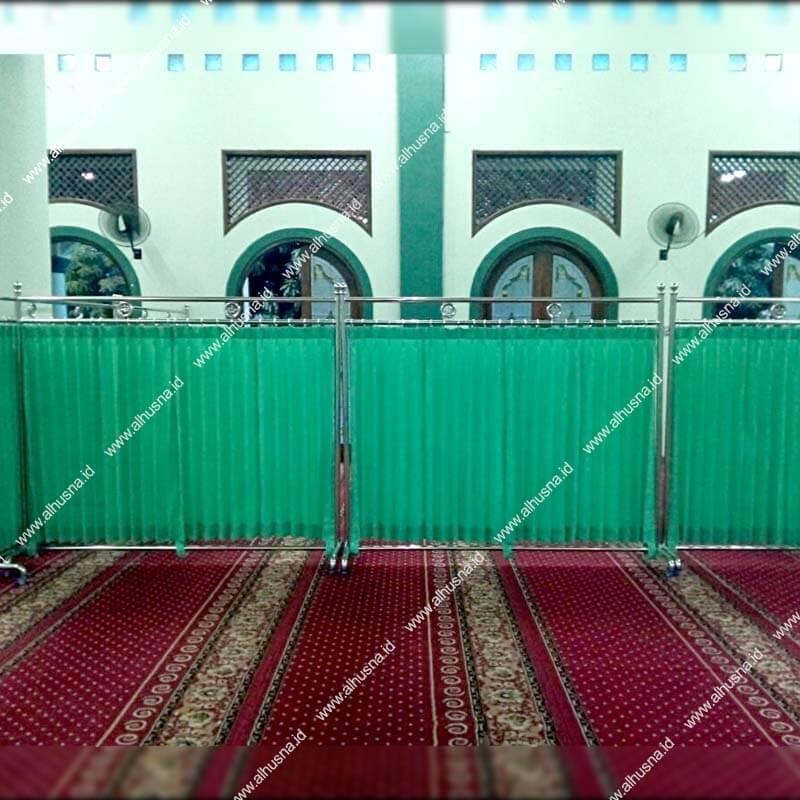 Jual Pembatas Masjid Bogor