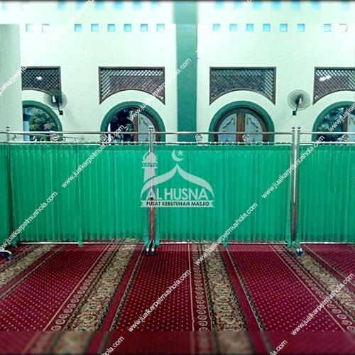 Jual Partisi Masjid Jakarta (3)