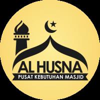 Al Husna Logo bulat